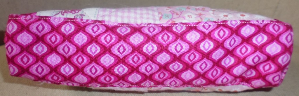 Trousse patchwork facile - Fond