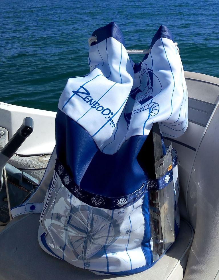 Sac marin pour la pêche
