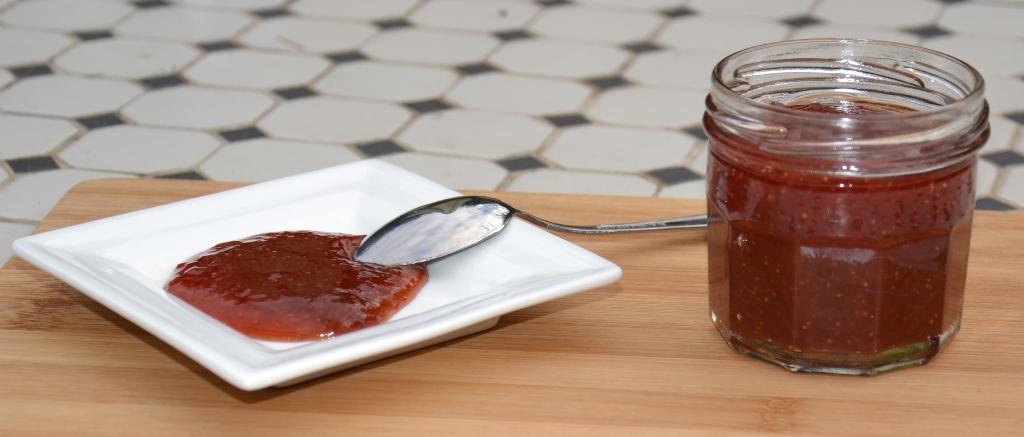 Confiture de fraises (cléry de Mauguio)