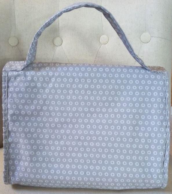 Mon 1er SAL : le sac de ville de Dame Valiste - dos
