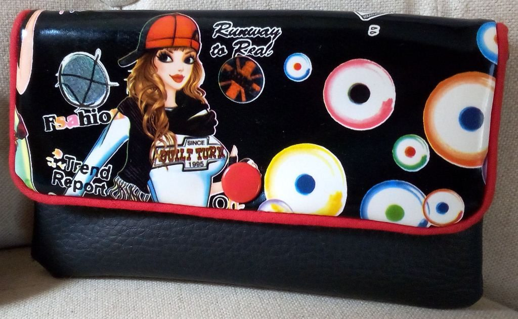 Pochette girly N° 2