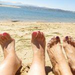 Farniente sur la plage - Blog en vacances