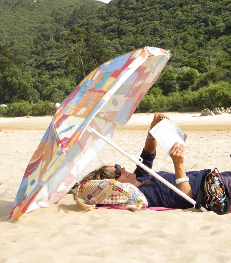 Blogueuse en vacances