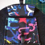 Un sac de sport polochon street art