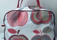Des pommes rouges pour un lunch bag isotherme