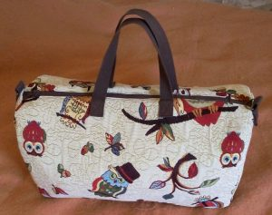 Tuto du chouette sac de voyage hibouTuto du chouette sac de voyage hibou