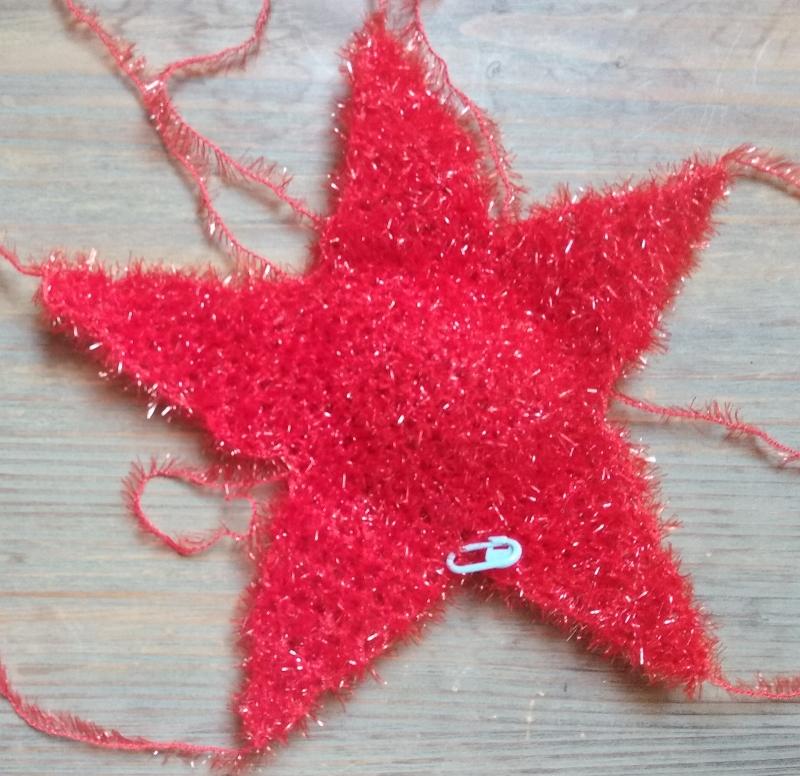 Swap de Noël 2018 : encore et toujours des étoiles