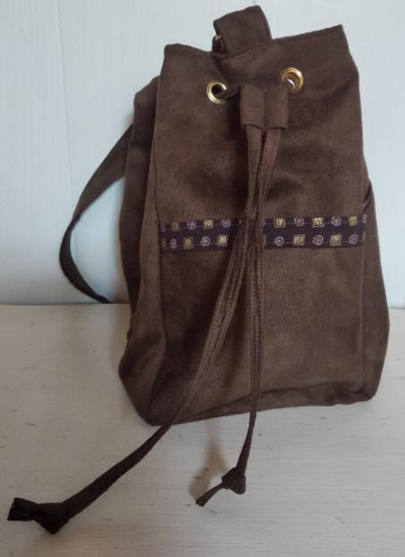 Un sac Solveig pour Hayde