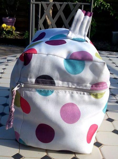 Un vanity pour Lunch Bag - côté